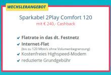 sparkabel 2Play Comfort 120