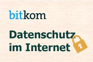 Studie Datenschutz im Internet