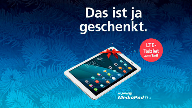 Telefonica o2 Winterkampagne