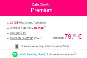 Telekom Data Comfort Premium-20-gb