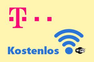 Telekom - Kostenlos Wi-Fi