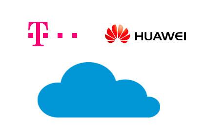 Telekom und Huawei Cloud