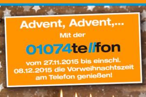 Advent Advent 01074