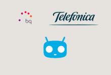 BQ, Telefonica, Cyanogenmod