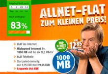 crash-tarife klarmobil Allnet-Flat