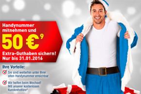 EDEKA mobil: Zum Prepaid-Angebot wechseln und bis zu 60 Euro Startguthaben bekommen