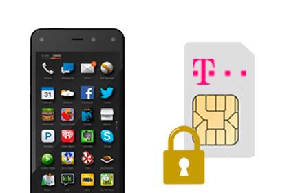 FirePhone Telekom Netlock