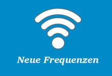 Neue Frequenzen