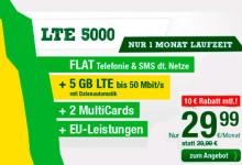 Smartmobil LTE 5000