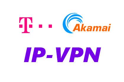 Telekom Akamai IP-VPN