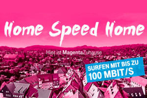 Telekom Home Speed Home