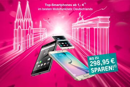 Telekom - iPhone-Kauf sparen