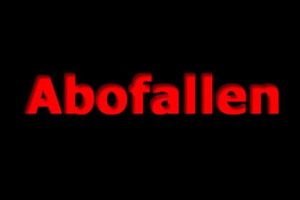 Abofallen