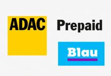 ADAC Prepaid Blau