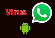 Android WhatsApp Virus