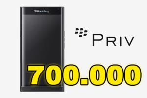 Blackberry Priv 700.000