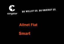 congstar Allnet-Flat und Smart