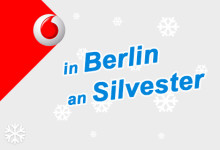 in Berlin an Silvester