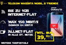 LogiTel Star Wars Magenta S mit Samsung Galaxy S6