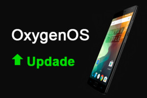 OnePlus 2 - OxygenOS Update