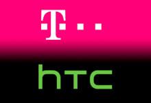 Telekom und HTC