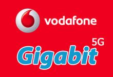Vodafone 5G - 1 Gigabit