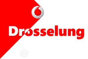 Vodafone Drosselung