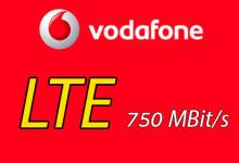 Vodafone LTE 750