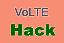 VoLTE - Hack