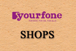 Yourfone Shops