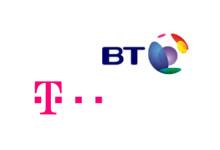 British Telecom und Deutsche Telekom