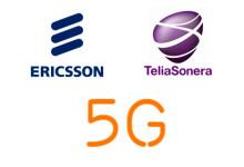Ericsson TeliaSonera 5G
