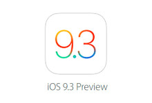 iOS 9.3 Preview