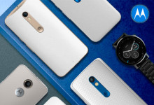 Motorola Geräte Aktion