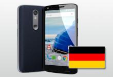 Motorola - Moto X Force - Deutschland