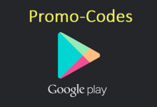 Google Play - Promo-Codes