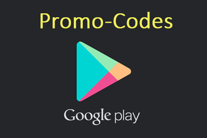 Google Play - Promo-Codes