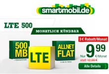 Smartmobil LTE 500 Aktion