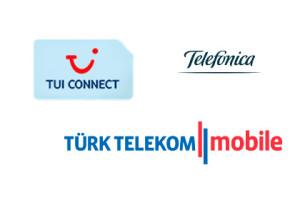 Telefonica, Tui-Connect, Türk Telekom