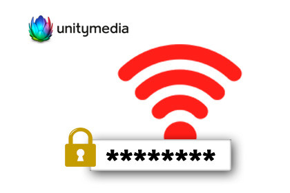 Unitymedia WLAN Password