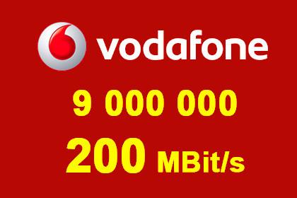 Vodafone 200 M/Bit