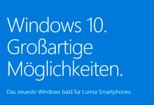 Windows 10 Promo