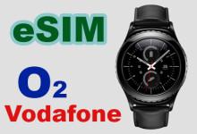 eSIM - o2 und Vodafome