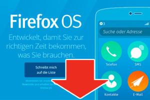 Firefox OS Logo