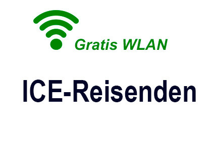 ICE-Reisenden - WLAN