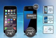 modeo o2 Smartphone Angebot
