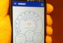 Netzwetter von Connect