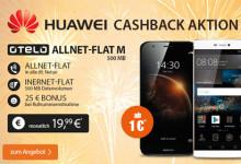 Otelo Allnet-Flat M mit Huawei Cashback