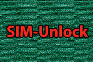 SIM-Unlock