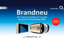Telefonica Brandneu Samsung GALAXY S7